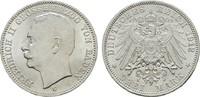3 Mark 1912 G. Baden Friedrich II., 1907-1918. Vorzüglich - Stempelglanz  35,00 EUR  zzgl. 4,50 EUR Versand