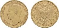 20 Mark 1906 A Hessen Ernst Ludwig, 1892-1918. Sehr schön -Vorzüglich  540,00 EUR kostenloser Versand