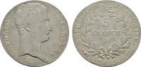 5 Francs AN 13 M - Toulouse FRANKREICH Napoléon I, 1804-1814, 1815. Seh... 190,00 EUR  zzgl. 4,50 EUR Versand