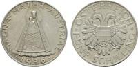 5 Schilling 1936 REPUBLIK ÖSTERREICH  Fast Stempelglanz/Stempelglanz  100,00 EUR  zzgl. 4,50 EUR Versand