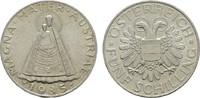 5 Schilling 1935 REPUBLIK ÖSTERREICH  Fast Stempelglanz/Stempelglanz  22,00 EUR  zzgl. 4,50 EUR Versand