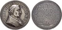 Restituierte Silbermedaille.  ITALIEN Benedikt III. 855-858. Patina. Fa... 285,00 EUR  plus 7,00 EUR verzending