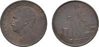 Ku.-Centesimo 1915, R. ITALIEN Victor Emanuel III., 1900-1946. Stempelg... 20,00 EUR  plus 7,00 EUR verzending