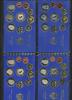 Kursmünzensatz 1981 D - J. BUNDESREPUBLIK DEUTSCHLAND  Polierte Platte  41,63 EUR  plus 7,00 EUR verzending