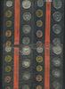 Kursmünzensatz 1977, D - J. BUNDESREPUBLIK DEUTSCHLAND  Stempelglanz  45,00 EUR  plus 7,00 EUR verzending