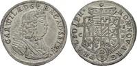 2/3 Taler 1678 Zerbst. (Mm. Christo ANHALT Carl Wilhelm, 1667-1718. Prä... 420,00 EUR  zzgl. 4,50 EUR Versand
