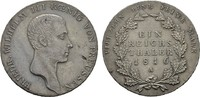 Reichstaler 1816 Berlin. BRANDENBURG-PREUSSEN Friedrich Wilhelm III., 1... 265,00 EUR  zzgl. 4,50 EUR Versand