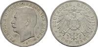 5 Mark 1913 G. Baden Friedrich II., 1907-1918. Leichte Patina. Stempelg... 290,00 EUR  zzgl. 4,50 EUR Versand