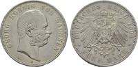 5 Mark 1904, E. Sachsen Georg, 1902-1904. Sehr schön +  55,00 EUR  zzgl. 4,50 EUR Versand
