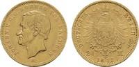 20 Mark 1872, E. Sachsen Johann, 1854-1873. Sehr schön -Vorzüglich  395,00 EUR  zzgl. 4,50 EUR Versand