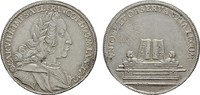 Silberabschlag von den Stempeln des Doppeldukaten 1742. FRANKFURT  Vorz... 100,00 EUR  zzgl. 4,50 EUR Versand