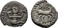 AR-Quinar Typ  Kniendes Männlein  (ca. 45/40-30/25 v. Chr.) GERMANIA Ma... 450,00 EUR  zzgl. 4,50 EUR Versand