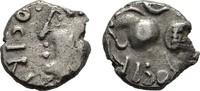 AR-Quinar (ca. 55 v. Chr.) GALLIA  Sehr schön  85,00 EUR  zzgl. 4,50 EUR Versand