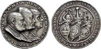 Silbermedaille 1531 (v. M.Gebel). NÜRNBERG  Früher Guss. Sehr schön +  480,00 EUR  zzgl. 4,50 EUR Versand