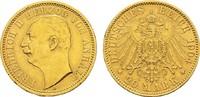 20 Mark 1904 A. Anhalt Friedrich II., 1904-1918. Sehr schön-vorzüglich  1850,00 EUR kostenloser Versand