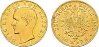 10 Mark 1888 D Bayern Otto II., 1886-1913. Sehr schön +  385,00 EUR  zzgl. 4,50 EUR Versand