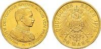 20 Mark 1914 A Preussen Wilhelm II., 1888-1918. Vorzüglich-stempelglanz  325,00 EUR  zzgl. 4,50 EUR Versand