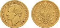 10 Mark 1873 E Sachsen Johann, 1854-1873. Sehr schön  295,00 EUR  zzgl. 4,50 EUR Versand