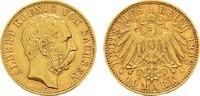 10 Mark 1898 E Sachsen Albert, 1873-1902. Sehr schön +  250,00 EUR  zzgl. 4,50 EUR Versand