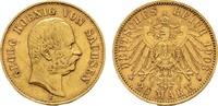 20 Mark 1903 E Sachsen Georg, 1902-1904. Sehr schön-vorzüglich  595,00 EUR kostenloser Versand
