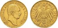10 Mark 1910 E Sachsen Friedrich August III., 1904-1918. Vorzüglich  495,00 EUR  zzgl. 4,50 EUR Versand