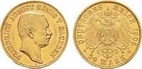 20 Mark 1905 E Sachsen Friedrich August III., 1904-1918. Fast Vorzüglic... 425,00 EUR  zzgl. 4,50 EUR Versand
