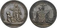 Silbermedaille o.J. (v. Friedrich Loos). MISCELLANEA  Feine Patina, Ste... 90,00 EUR  zzgl. 4,50 EUR Versand