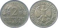 2 Mark 1951  G Münzen der Bundesrepublik Deutschland Mark 1945-2001. Vo... 55,00 EUR  zzgl. 4,00 EUR Versand