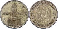 2 Mark 1934  J Drittes Reich  Sehr schön - vorzüglich  14,00 EUR  zzgl. 4,00 EUR Versand