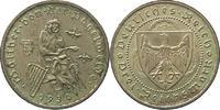 3 Mark Vogelweide 1930  A Weimarer Republik  Vorzüglich +  65,00 EUR  zzgl. 4,00 EUR Versand