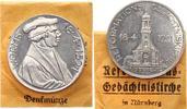 Aluminiummedaille 1921 Nürnberg-Stadt Rechenpfennige. Mit Originaltüte.... 22,00 EUR  zzgl. 4,00 EUR Versand