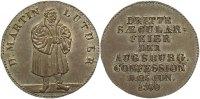Silbermedaille 1830 Reformation 300-Jahrfeier der Übergabe der Augsburg... 65,00 EUR  zzgl. 4,00 EUR Versand