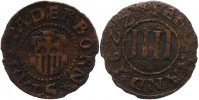 Paderborn-Stadt 4 Pfennig 1622 Randfehler, sch&ouml;n - sehr sch&ouml;n  14,00 EUR inkl. gesetzl. MwSt., zzgl. 4,00 EUR Versand