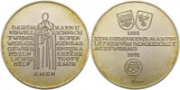 Reformation Silbermedaille . Jahrestag des Reichstages zu Worms 1971.