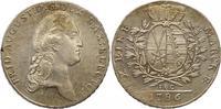 Taler 1786 Sachsen-Albertinische Linie Friedrich August III. 1763-1806.... 125,00 EUR  zzgl. 4,00 EUR Versand