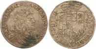 2/3 Taler 1676  CP Anhalt-Zerbst Carl Wilhelm 1667-1718. Sehr schön  115,00 EUR  zzgl. 4,00 EUR Versand