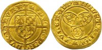 Pfalz-Kurlinie Goldgulden  Gold Ludwig IV. 1436-1449.
