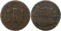 Quart 1802 Gibraltar George III. 1760 - 1820. Sehr schön  65,00 EUR