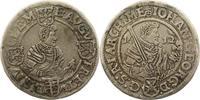 1/4 Taler 1612 Sachsen-Albertinische Linie Johann Georg I. und August 1... 225,00 EUR