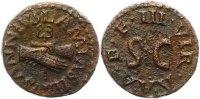 Quadrans 9 v. Chr Kaiserzeit Augustus 27 v. Chr. -14 n. Chr.. Rauh, seh... 95,00 EUR  zzgl. 4,00 EUR Versand