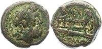 Semis  156 - 127 v. Chr. Republik Aes 156 - 127. Sehr schön  75,00 EUR  +  4,00 EUR shipping
