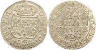 1/24 Taler 1752 Sachsen-Albertinische Linie Friedrich August II. 1733-1... 65,00 EUR  zzgl. 4,00 EUR Versand