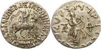 Afghanistan Tetradrachme Azes II. 35 - 12 v. Chr..