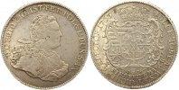 Taler 1763 Sachsen-Albertinische Linie Friedrich Christian 1763. Sehr s... 335,00 EUR
