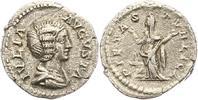 Denar  193 - 211 n. Chr. Kaiserzeit Julia Domna, Gemahlin des Septimus ... 65,00 EUR  zzgl. 4,00 EUR Versand