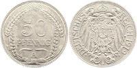 Reichskleinmünzen.   50 Pfennig Probe 1 1919  A Kaiserreich  Zaponiert... 975,00 EUR free shipping