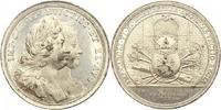 Zinnmedaille 1723 Haus Habsburg Karl VI. 1711-1740. Vorzüglich  195,00 EUR