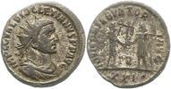 Antoninian  284-305 n. Chr. Kaiserzeit Diocletianus 284-305. Fast sehr ... 60,00 EUR  zzgl. 4,00 EUR Versand