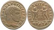 Kaiserzeit Follis Maxentius 306-312.