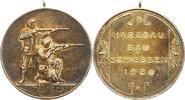 Versilberte Bronzemedaille 1930 Halberstadt-Stadt  Sehr schön - vorzügl... 65,00 EUR
